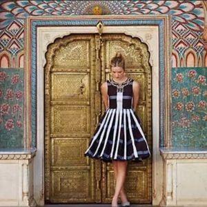 Maeve Pleated Plaid Dress Anthropologie
